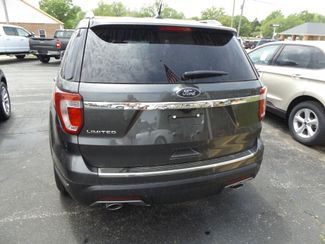2018 Ford Explorer Limited Warsaw, Missouri 2