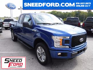 2018 Ford F-150 XL STX 4X4 in Gower Missouri
