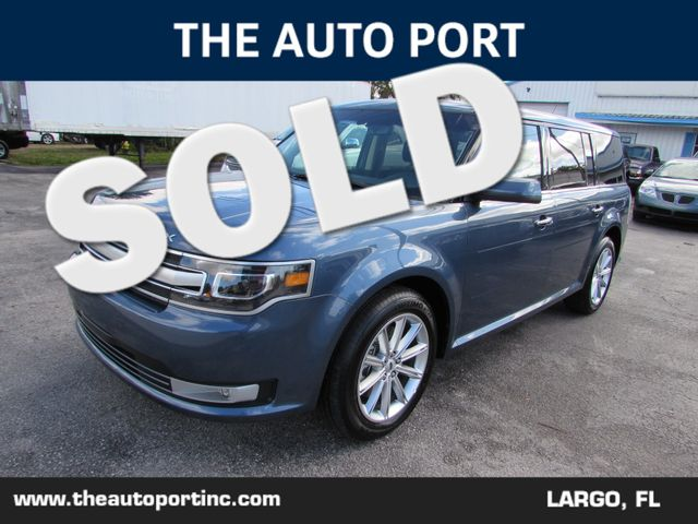 2018 Ford Flex Limited W/NAVI | Clearwater, Florida | The Auto Port Inc in Clearwater Florida