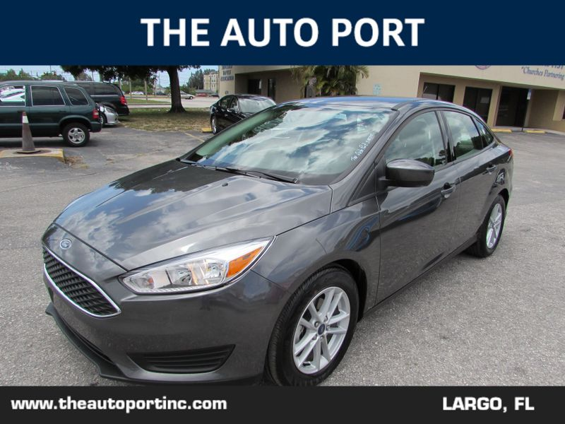 2018 Ford Focus SE   Clearwater, Florida   The Auto Port Inc in Clearwater Florida