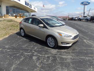 2018 Ford Focus Titanium Warsaw, Missouri 1