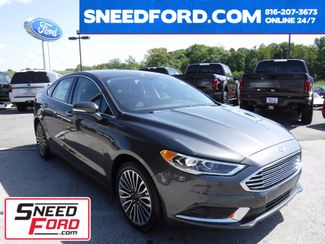 2018 Ford Fusion SE in Gower Missouri