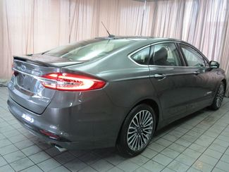 2018 Ford Fusion Hybrid Titanium  city OH  North Coast Auto Mall of Akron  in Akron, OH