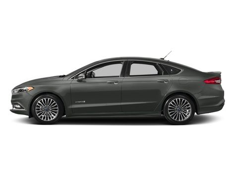 2018 Ford Fusion Hybrid Titanium in Akron, OH