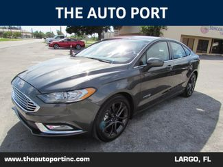 2018 Ford Fusion Hybrid in Clearwater Florida