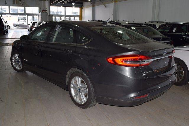 2018 Ford Fusion Hybrid SE Richmond Hill, New York 15