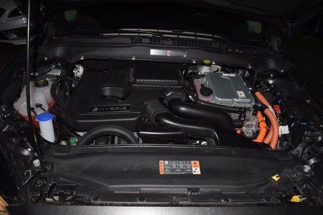 2018 Ford Fusion Hybrid SE Richmond Hill, New York 7
