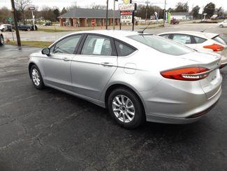 2018 Ford Fusion S Warsaw, Missouri 2