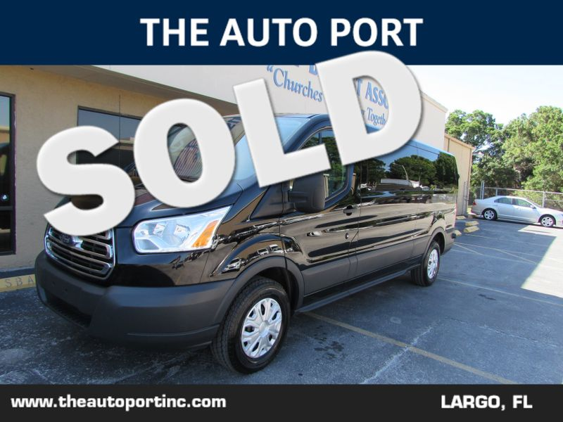 2018 Ford Transit Passenger Wagon XLT | Clearwater, Florida | The Auto Port Inc in Clearwater Florida