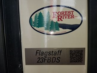 2018 Forest River FLAGSTAFF 23FBDS Albuquerque, New Mexico 1