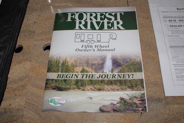 2017 Forest River Sierra 377FLIK Mooresville , NC 31
