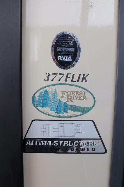 2017 Forest River Sierra 377FLIK Mooresville , NC 80