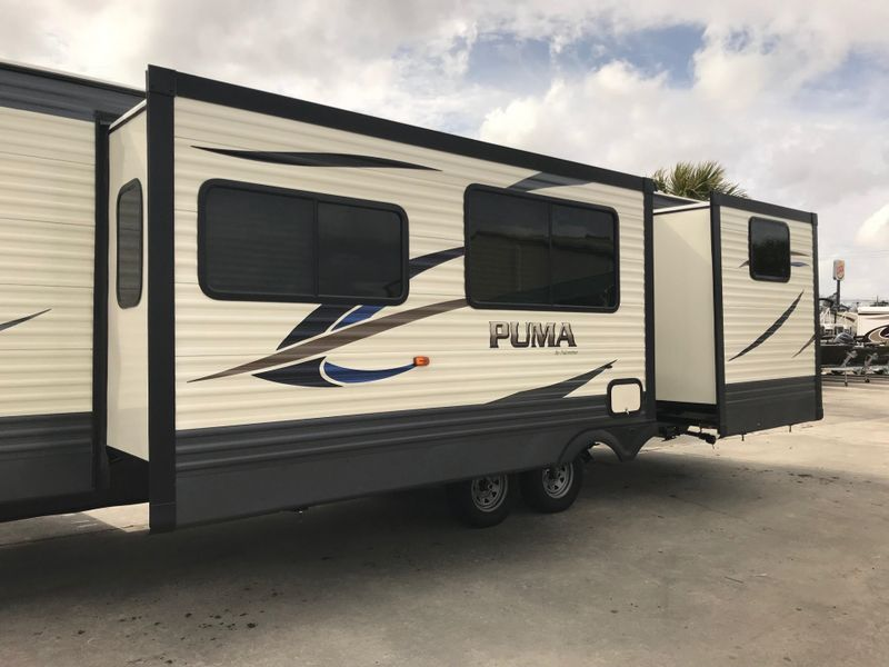 2018 Forest River Puma 31DBTS  in Charleston, SC