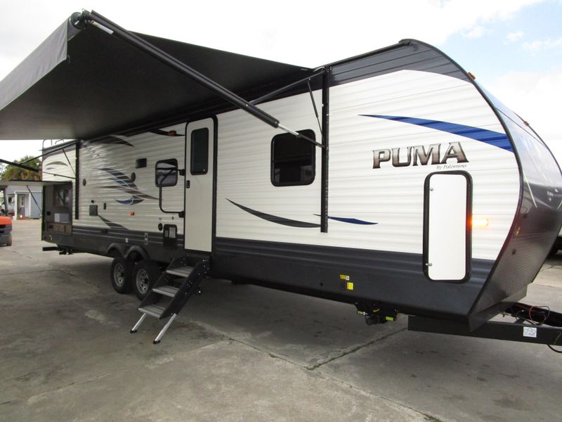 2018 Forest River Puma 32RBFQ  in Charleston, SC