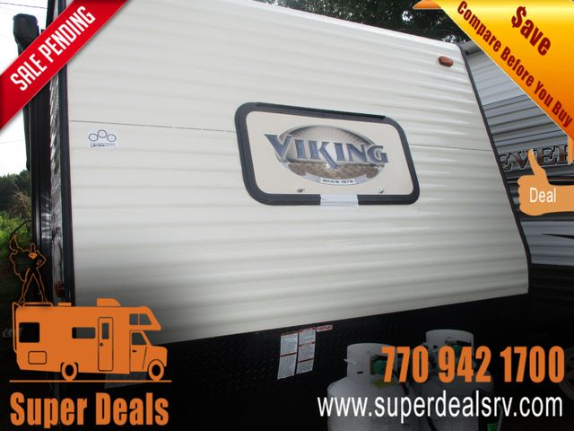 2018 Forest River Viking 21FQ | Temple, GA | Super Deals RV