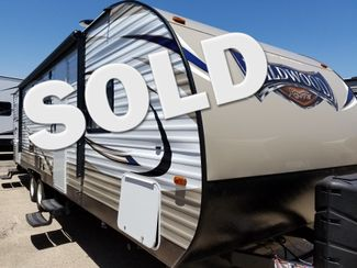 2018 Forest River WILDWOOD CWDT263BHXL Albuquerque, New Mexico 0