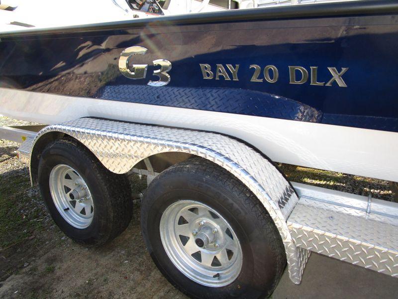 2018 G3 BAY 20 DLX   in Charleston, SC