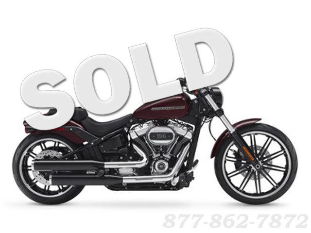 2018 Harley-Davidson SOFTAIL BREAKOUT 114 FXBRS BREAKOUT 114 FXBRS McHenry, Illinois 0