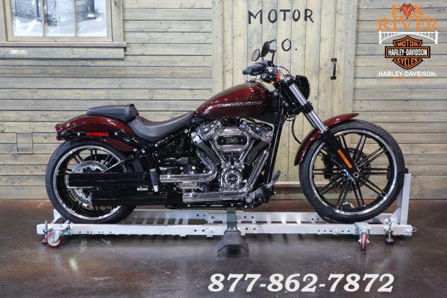 2018 Harley-Davidson SOFTAIL BREAKOUT 114 FXBRS BREAKOUT 114 FXBRS McHenry, Illinois 1