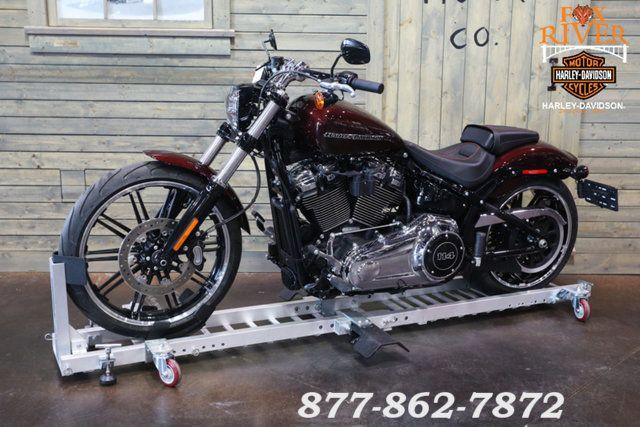 2018 Harley-Davidson SOFTAIL BREAKOUT 114 FXBRS BREAKOUT 114 FXBRS McHenry, Illinois 3