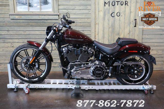 2018 Harley-Davidson SOFTAIL BREAKOUT 114 FXBRS BREAKOUT 114 FXBRS McHenry, Illinois 4