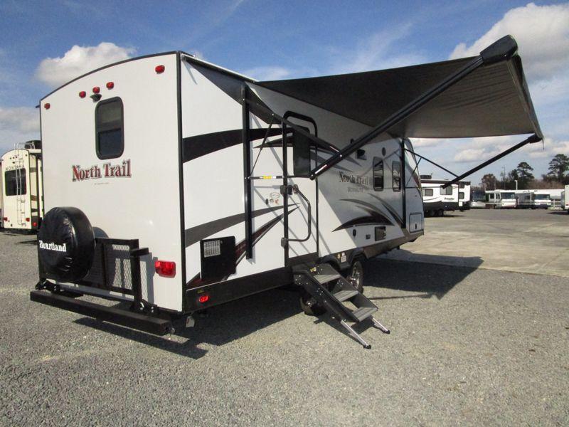 2018 Heartland North Trail 22CRB Caliber Edition  in Charleston, SC