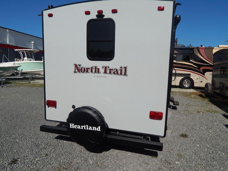 2018 Heartland North Trail  22FBS  in Charleston, SC