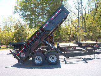 2018 D_homesteader Dump 7x14 7 Ton in Madison, Georgia