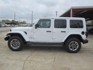 2018 Jeep All-New Wrangler Unlimited Sahara Houston, Mississippi 2