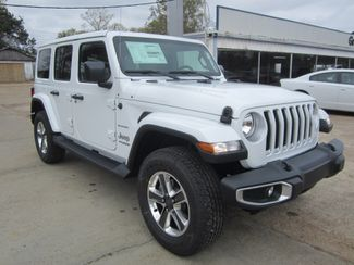 2018 Jeep All-New Wrangler Unlimited Sahara Houston, Mississippi 1