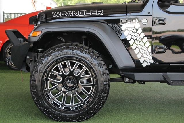 2018 Jeep All-New Wrangler Unlimited Sport S 4x4 - LIFTED CAD OFF-ROAD EDITION! Mooresville , NC 20