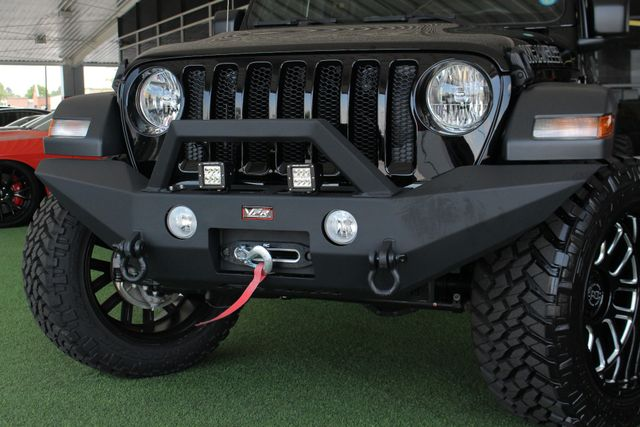 2018 Jeep All-New Wrangler Unlimited Sport S 4x4 - LIFTED CAD OFF-ROAD EDITION! Mooresville , NC 28