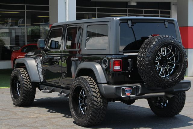 2018 Jeep All-New Wrangler Unlimited Sport S 4x4 - LIFTED CAD OFF-ROAD EDITION! Mooresville , NC 25