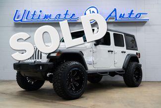 2018 Jeep Wrangler Unlimited Sport S Custom Orlando, FL