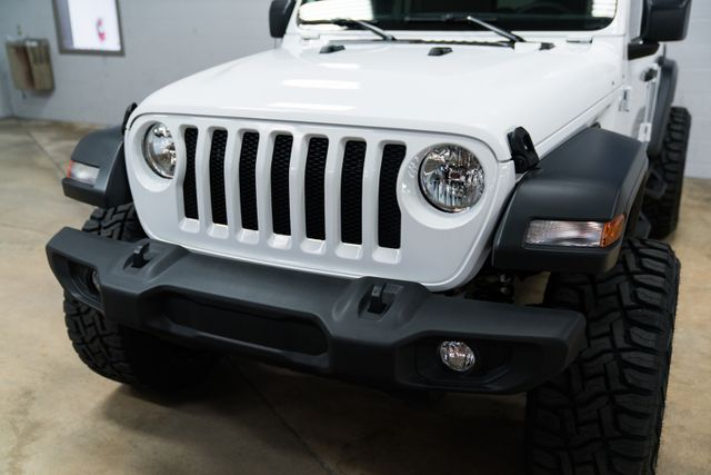 2018 Jeep Wrangler Unlimited Sport S Custom Orlando, FL 8