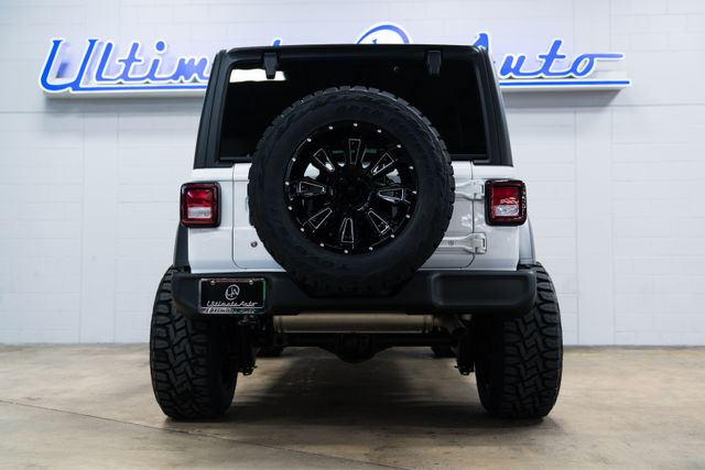 2018 Jeep Wrangler Unlimited Sport S Custom Orlando, FL 3