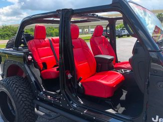 2018 Jeep All-New Wrangler Unlimited JL OCD FENDER DELETE CHERRY-BOMB RED   Florida  Bayshore Automotive   in , Florida