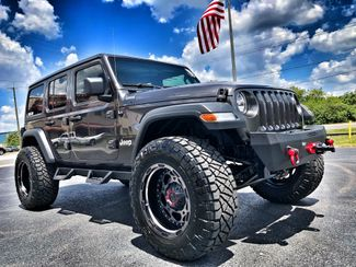 2018 Jeep All-New Wrangler Unlimited JL CUSTOM LIFTED LEATHER HARDTOP   Florida  Bayshore Automotive   in , Florida