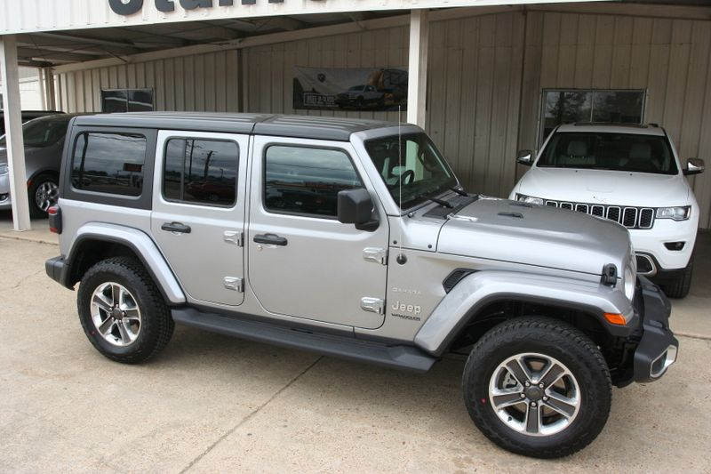 2018 Jeep All-New Wrangler Unlimited Sahara in Vernon Alabama