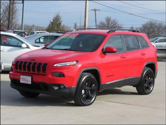 2018 Jeep Cherokee in Des Moines Iowa