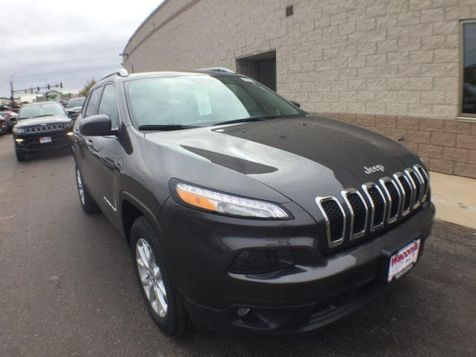 2018 Jeep Cherokee Latitude Plus in Victoria, MN