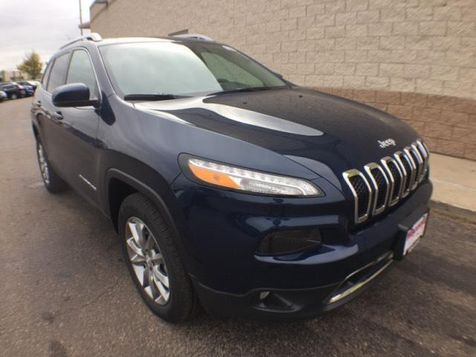 2018 Jeep Cherokee Limited in Victoria, MN
