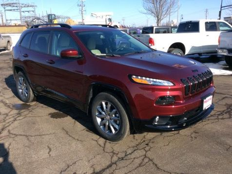 2018 Jeep Cherokee Latitude Tech Connect in Victoria, MN