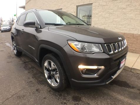 2018 Jeep Compass Limited in Victoria, MN