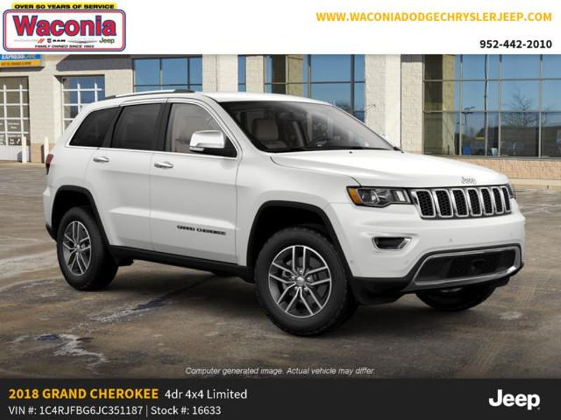 2018 Jeep Grand Cherokee Limited  in Victoria, MN