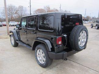 2018 Jeep Wrangler JK Unlimited Sahara Houston, Mississippi 4