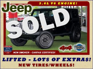 2018 Jeep Wrangler JK Unlimited Sahara 4X4 - LIFTED - EXTRA$! Mooresville , NC