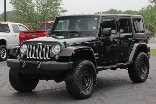 2018 Jeep Wrangler JK Unlimited Sahara 4X4 - LIFTED - EXTRA$! Mooresville , NC 19