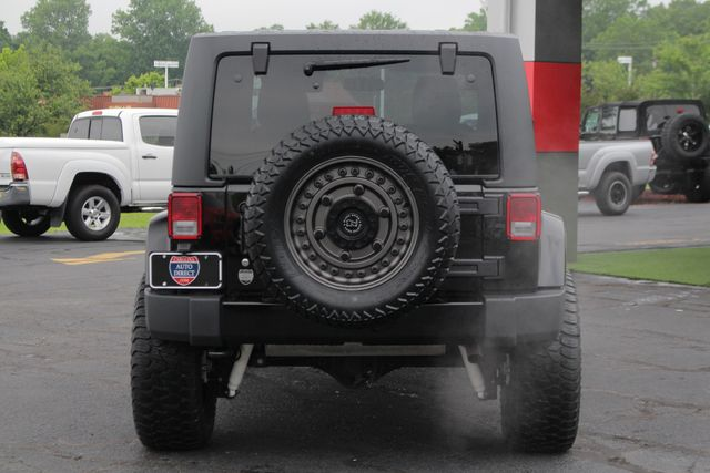 2018 Jeep Wrangler JK Unlimited Sahara 4X4 - LIFTED - EXTRA$! Mooresville , NC 17