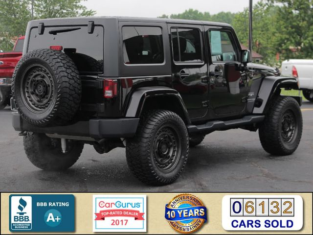 2018 Jeep Wrangler JK Unlimited Sahara 4X4 - LIFTED - EXTRA$! Mooresville , NC 2